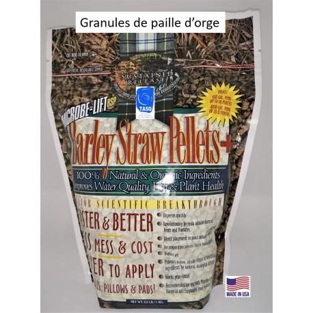 Granules de paille d'Orge 1 kilo